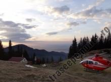 Cabana Suru_elicopter SMURD