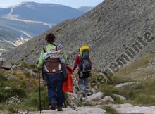 Copii pe munte 1